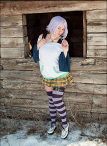 cosplay deviants snowgirl